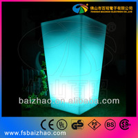 LED Outdoor Lighitng Plant Container