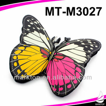 2015 New style colorful butterfly manicure set