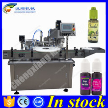 High quality full automatic e-liquid filling machines(shanghai manufacturing)