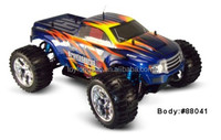 Hot model car RC cars best quality 1/10 rc monster truck rc car kit ERC111 for sale