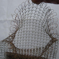 40 mm stainless steel or galvanized knitted wire mesh for filter/knitted wire mesh tube