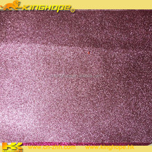0.6mm printed glitter pu leather for shoes material upper