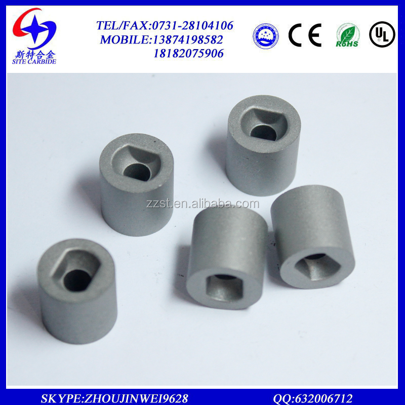cemented carbide /hard alloy drawing die nib/flat wire drawing dies