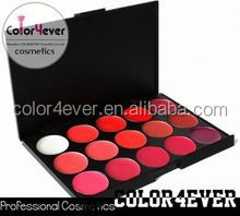 OEM cosmestic matte organic colorful lipstick price of makeup kit