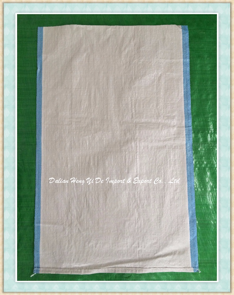 pp woven valve 50kg cement sacks/ Recycled packaging plastic cement bags/polypropylene raffia
