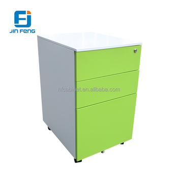 2, 3, 4 Drawer Storage Cabinet For Office Use
