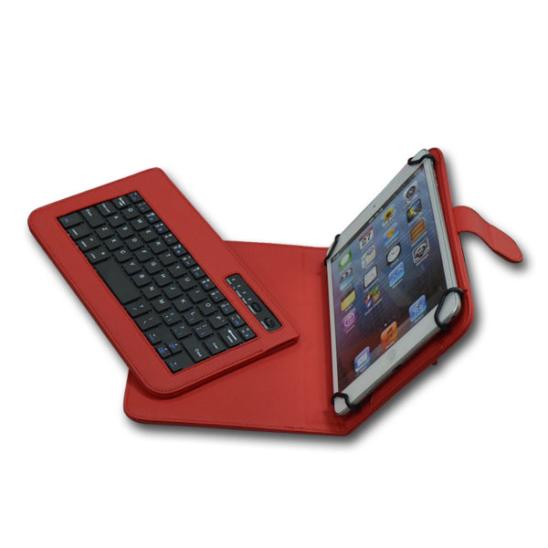 High quality universal tablet case with keyboard bluetooth