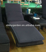 outdoor rattan lounge bed, wicker chair rattan lounge chair, rattan lounge bed
