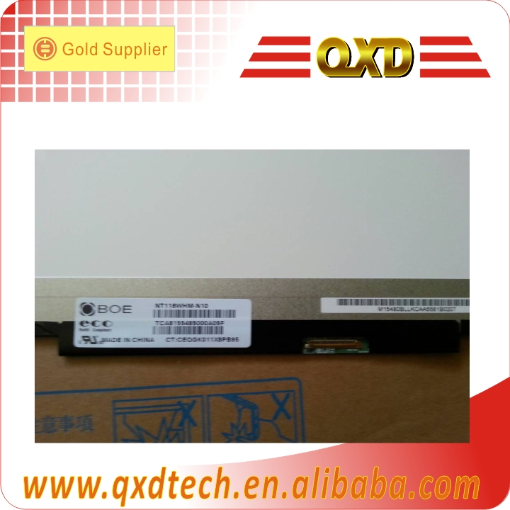 NT116WHM-N10 lcd panel for DELL laptop NT116WHM N10