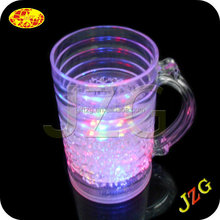 600 ml glass wine bottles wholesale led flashing cup flashing led light plastic beer mugs with handles