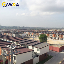 Industrial Prefabricated House/Modular Metal Prefab Factory/Warehouse/Steel Building House