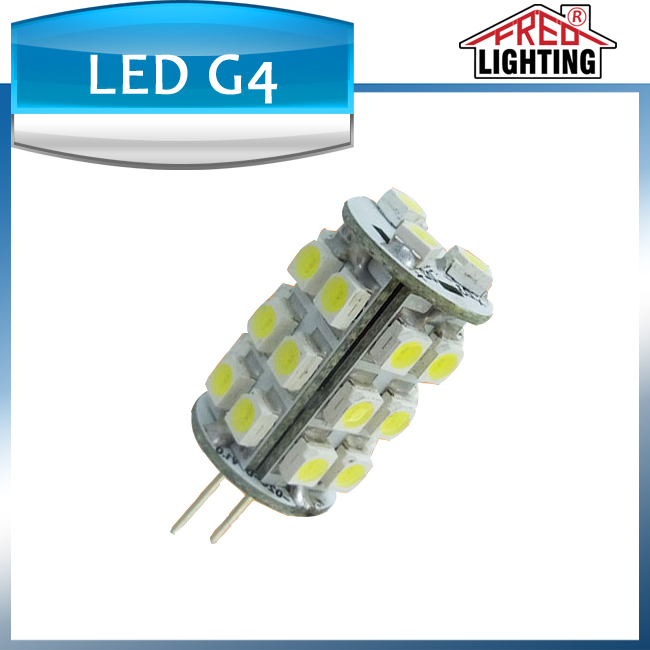 9-18VAC 9-28VDCG4 LED 1.6W can replace 10-30W halogen bulb
