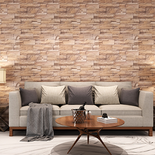 Low price home decor room wall stickers Brick 3D wallpaper