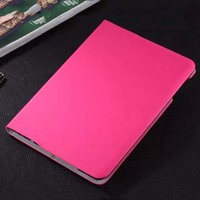 High quality flip pu leather stand case for apple ipad air bluetooth keyboard case