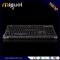 2016 Newest wired usb japanese gaming keyboard with backlight computerl keyboard M818