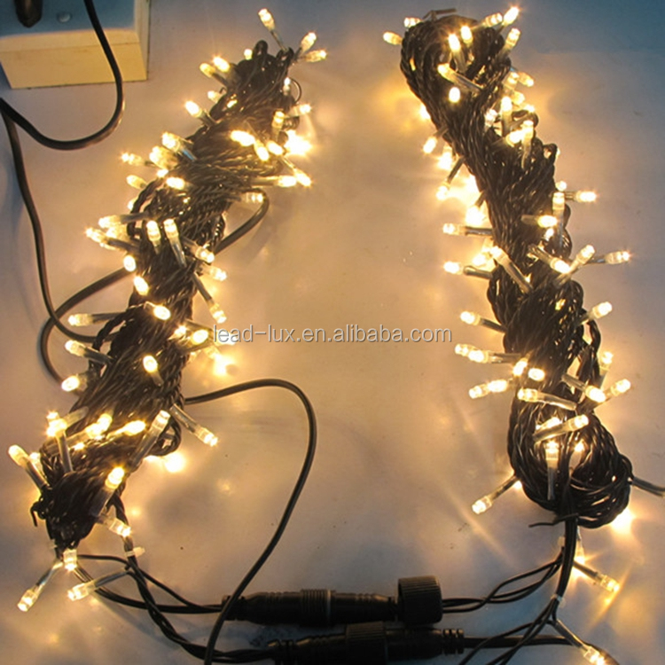 110V Extendable 10m holiday decorative string light LED manufacturer