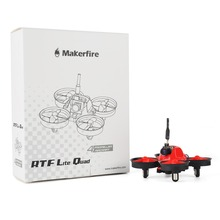 64mm Wheelbase RTF Lite Quad Tiny Whoop with 5.8G AIO 25mW camera