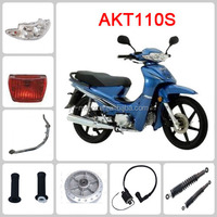 AKT 110S China Best Quality Hot Sales Popular Fasion Designing Motorcycle Trade