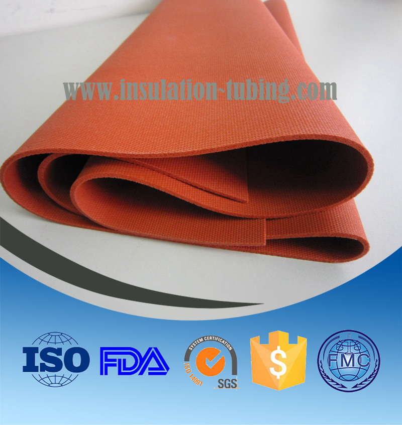 Fluorosilicone Compressed Foam Pads Thermal Insulation Sponge Sheet