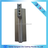high quality aluminum die casting polishing parts