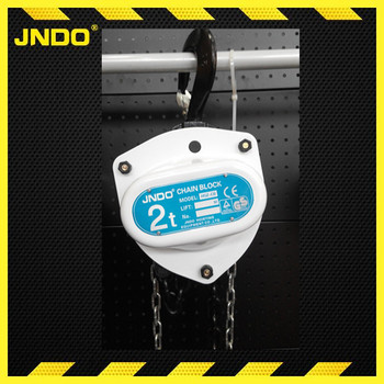 HSZ Manual Chain Hoist 0.5 to 20T