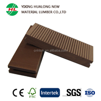 High Quality WPC Outdoor Flooring Wood Plastic Composite Decking