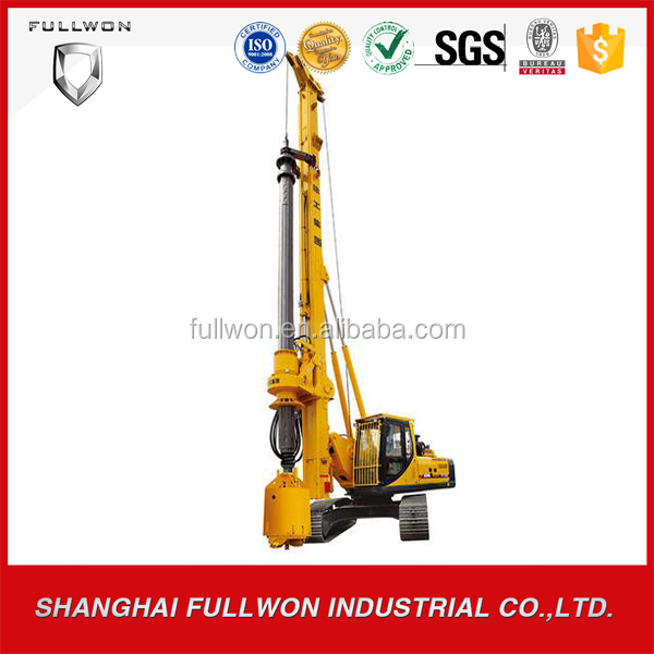 SEENWON SW400E top drive head portable water well drilling rig