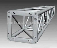 Light weight Aluminium roof truss frame,stage lighting frame, trade show display truss