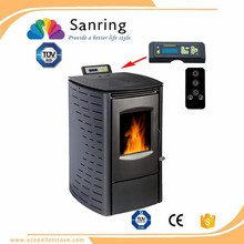 pellet stove China for EU home heating fireplaces