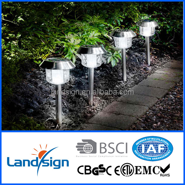 Solar powered outdoor enchanted garden lights on sale