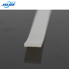 silicone extruded rubber strip