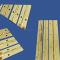 brass material piano hinges wtih 25mm,30mm,38mm,50mm width