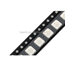 60mA 0.2W 20-24LM 5050 smd led specification,red 5050 smd led for led strip