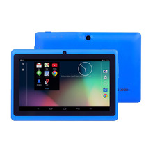 low cost 7 inch quad core 512MB 4GB android tablet pc factory direct supply