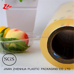 PVC Cling Film Food wrapping films for hand wrap pvc films for machine wrap