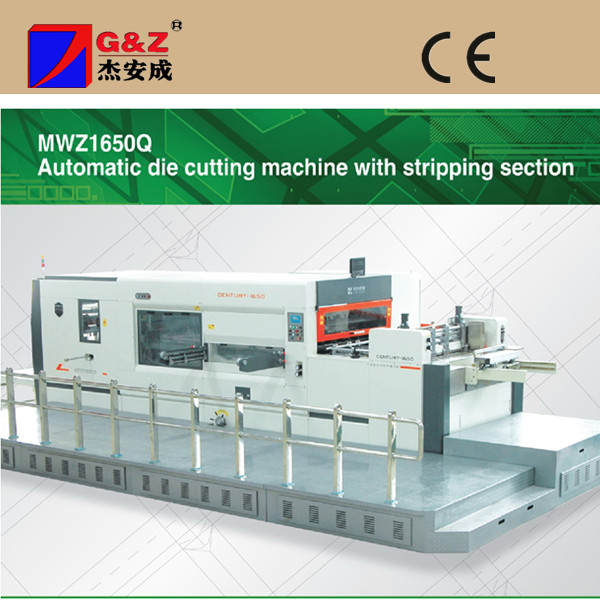 milk carton package automatic die cutter