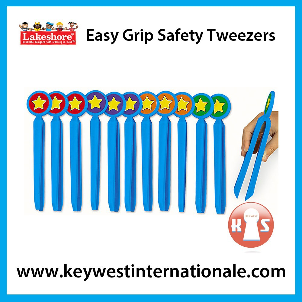 Easy Grip Safety Tweezers
