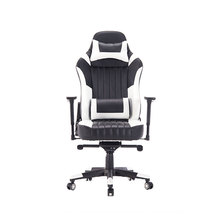 Comfortable ergonomic high-back 80mm gas lift sport pillow office gaming chairs