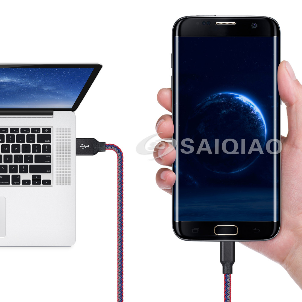 Professional Manufacturer Wholesale fast charging usb cable multi charger note 3 usb date cable For Samsung