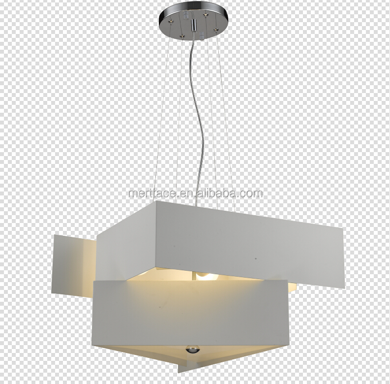 Zhongshan manufacturer modern metal fixtures E27 socket pendant light