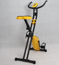 high quality gym heavy spinning bike with counter deluxe commercial exercise bike