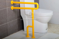 wall mounted Nylon Toilet and bathroom handrail for Elderly