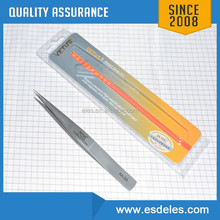 ESD-249 ESD Series Exchanged tip Anti-static Stainless Tweezers