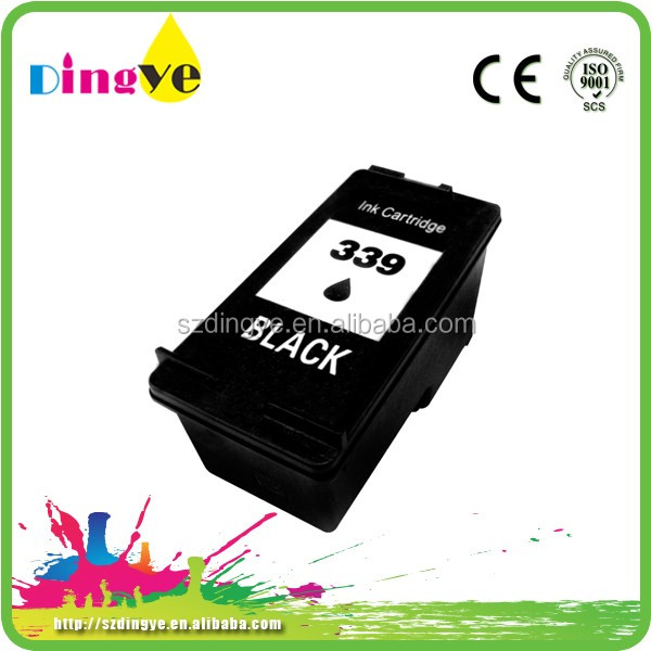 High page yeild remanufactured Ink cartridge for Hp339 (C8767E)