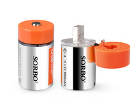 D Size Rechargeable Dry Cell Lithium Ion Battery