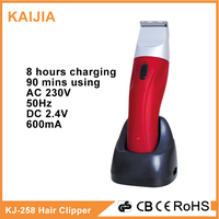 Professional quick charging hair clipper for baby hair cutter