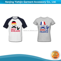 Customized Cute Couple T-shirt for sale