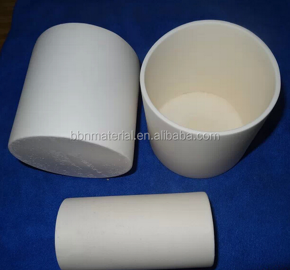 Alumina/ Zirconia/SiC / Graphite Ceramic Crucible/ Plate/Tube/Parts