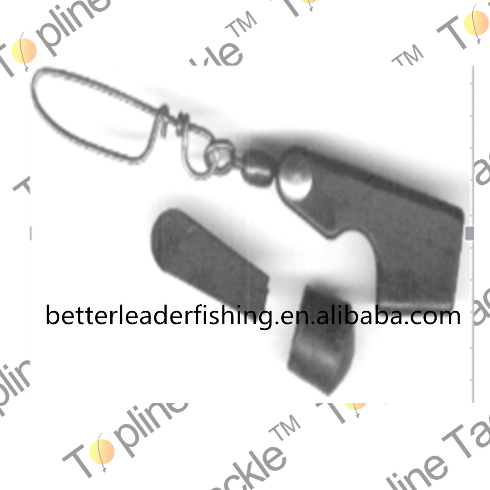 Sea fishing downrigger clip with competitive quality
