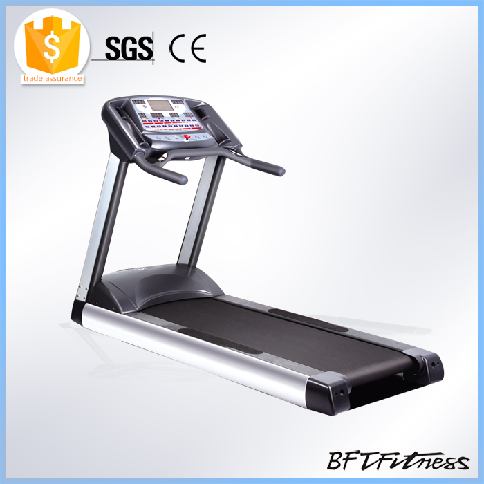 BCT-03 Easy installment electric exercise machine star trac treadmill commercial treadmill